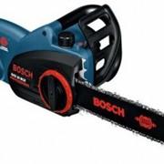 Электрическая цепная пила Bosch фото