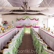 Комплект украшений свадебного зала фото