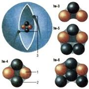 Гелий газообразный (сжатый) оптом фото