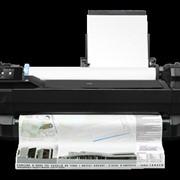 Принтер широкоформатный HP Designjet T120 610 мм ePrinter фото
