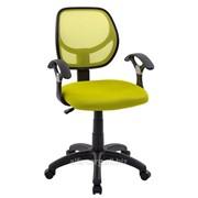 Офисный стул CF-0095 - желтый фото