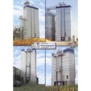 Сушилки для зерновых и маслосодержащих культур (в том числе рапс) с турбо-очисткой воздуха от продуктовой пыли TurboClean фото