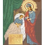Схема для вышивания Икона Божьей Матери Целительница фото