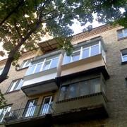 Балконы под ключ фото