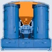 Сепараторы виброцентробежные зерновые А1- БЦСМ-100 фото