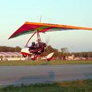 Обучение полетам на сверхлегких летательных воздушных судах - дельталетах фото