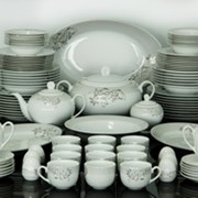 Сервиз фарфор Zarin Iran Сервиз столовый Elmira (70 предметов) фото
