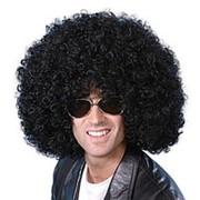 Карнавальный парик Супер Афро фото