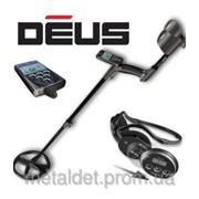 Металлоискатель XP Deus PRO c катушкой 13*12 фото