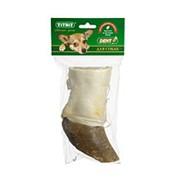 TitBit Dog Нога говяжья резаная - мягкая упаковка лакомство для собак, 300г фото