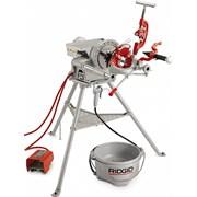 Электропривод модели 300AAC (полный комплект) до 2 с автоматической смазкой Ridgid фото