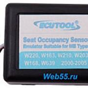 Эмулятор датчика пассажира Mercedes (W220, W163, W210, W203, W168, W639) фото