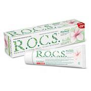 ROCS зубная паста цветок жасмина комплексная защита зубов и десен (94 гр) фото