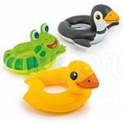 """Круг для плавания """"Животные"""" от 3 лет, 3 вида Intex 59220 фото"""