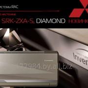 Кондиционер (сплит-система, инвертор) SRK25ZXA-S(B/S/R)/ SRC25ZXA-S, Mitsubishi Heavy Ind. фото
