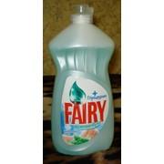 Моющее средство Фейри 1л. Химия бытовая фото