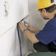 Монтаж проводов и кабелей групповых электрических сетей фото