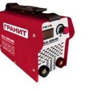 Сварочный инвертор ГРАНИТ ИСА-220 МН фото