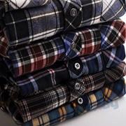 Пошив оптом мужских рубашек фото