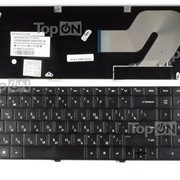 Клавиатура для ноутбука HP Pavilion G72; Compaq Presario CQ72 Series Black TOP-82766 фото