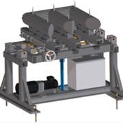 Стол для сборки магнитопроводов трансформаторов модель TT2 (2x1) Min/Max фото