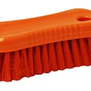 Щетка для одежды НАХОДКА Оранжевый 55x43x145 45шт./уп. фото