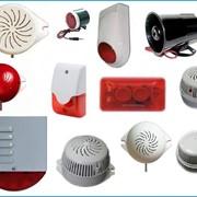 Звуковые и светозвуковые оповещатели фото