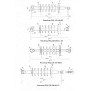 Линейный изолятор ЛКЦ 120-150-2 фото