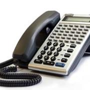 Системный VoIP телефон (IP38-61) фото