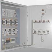 Сборка щитов управления и систем электроснабжения фото