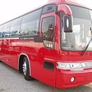 Пассажирские перевозки на комфортабельных автобусах в Иркутске и По Иркутской области фото