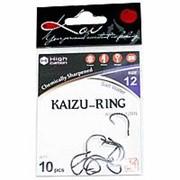 "Крючки KOI Kaizu-Ring ""KH7111-12BN"" №12 AS, (10 шт.) фото"