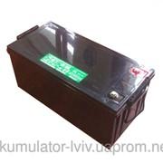 Аккумулятор 258 Ач стационарный глубокого разряда (AGM) EverExceed ST-12240 фото