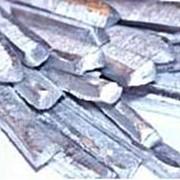Лигатура алюминиевобериллиевая с массовой долей бериллия 4,5-5,5 % в гранулах (AlBe5G SA) фото