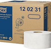 Туалетная бумага Торк в мини рулонах фото