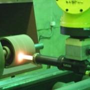 Нанесение износостойкого покрытия на основе карбида вольфрама на подающие ролики фото