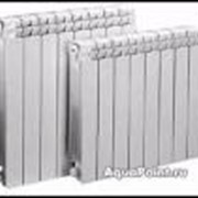 Радиатор биметаллический фото