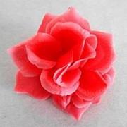 Цветок искусственный Роза малая насадка Сибирь (уп/30) фото