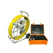 Проталкиваемая телеинспекционная система voll pipe-cam тип pc50-8 на длину 60м фото