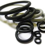 Кольца резиновые уплотнительные фото