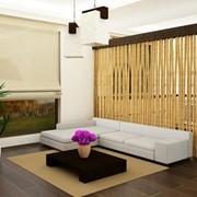 Бамбуковые стволы фото