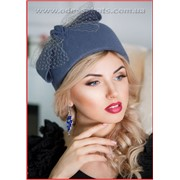 Фетровые шляпы Оливия модель A480-1 фото