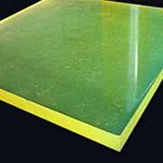 Полиуретан лист Адипрен, s:15мм, L:500мм фото