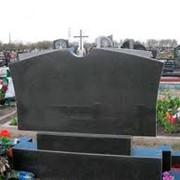 Памятники двойные фото