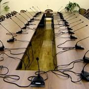 Услуги по проведению видеоконференций, телеконференций фото