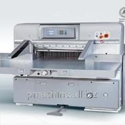 Бумагорезальная машина GUOWANG (Гуованг) WK92C (920 мм) фото
