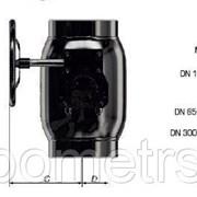КШ.Ф.П.Р.100.16-01 Ду100 Ру16 краны шаровые ALSO полнопроходные фото