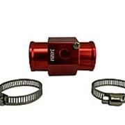 Адаптер для установки датчика температуры охлаждающей жидкости 34 мм Красный и Синий фото
