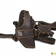 Кобура плечевая Парадокс Б коричневая фото