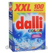 Стиральный порошок, Dalli Color XXL для цветного 100 стирок 7kg фото